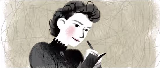 nellie bly doodle